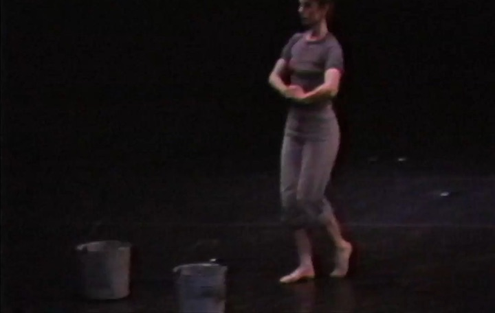 Dancer and Buckets